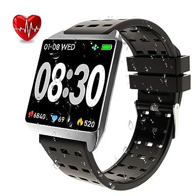Fitness Tracker HR, Smart Watch Activity Tracker
