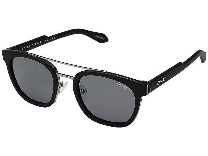 Coolin (Matte Black/Smoke) Fashion Sunglasses