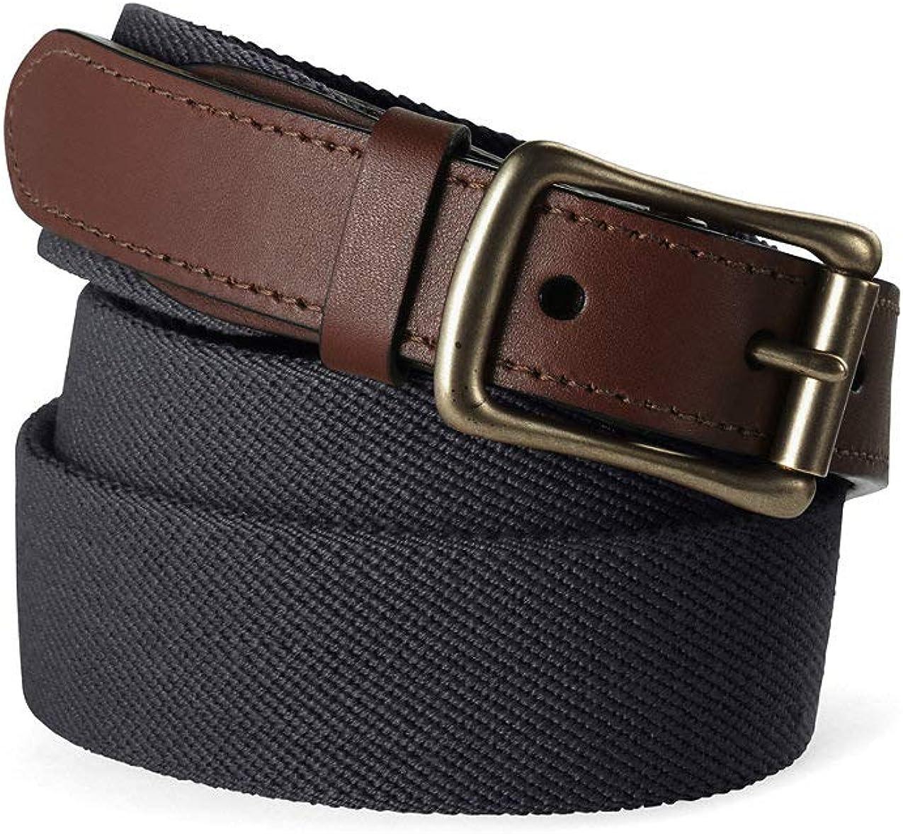 Max 79% OFF Lands' End Men's Belt Surcingle Free Shipping Cheap Bargain Gift Elastic