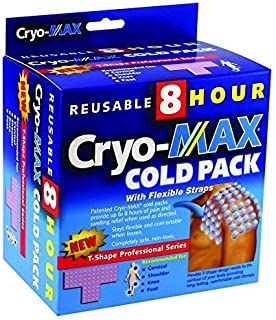 MTT0001EA - Cryo-Max Cold Pack, Large 12 x 12