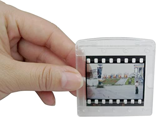 DBTech Replacement Film Holders for DB-FS150 Film Slide and Negative Scanner - 3X Strip Film and 1x Single Frame Holder