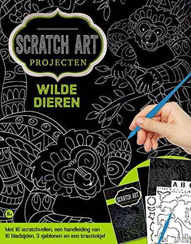 Scratch artprojecten: Wilde dieren