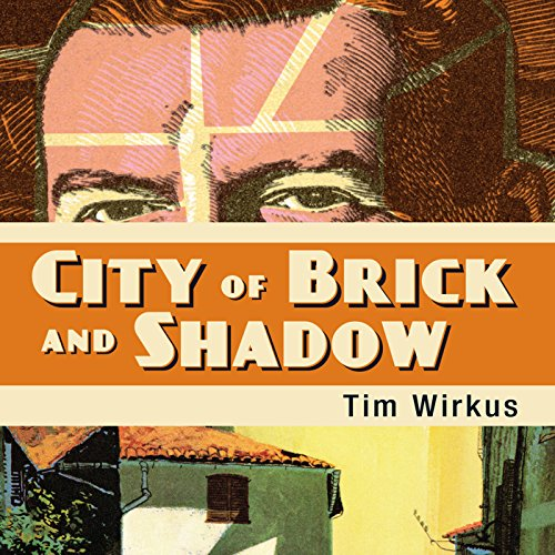 City of Brick and Shadow audiobook cover art