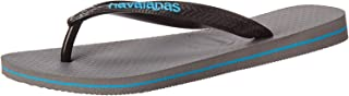 Havaianas Men's Top Logo Filete Flip Flop
