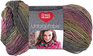 Red Heart Boutique Unforgettable Yarn 3940 Echo