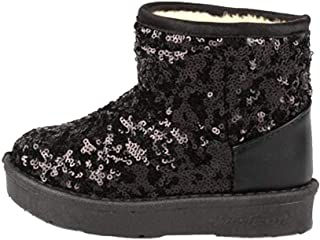 Floral Enfants Martin Sneaker Filles antidérapantes Semelles 35RLqjcA4