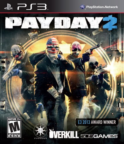 Payday 2 - Playstation 3 by 505 Games
