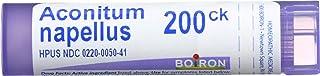 Boiron, Aconitum Napellus 200ck Multi Dose Tube, 80 Count