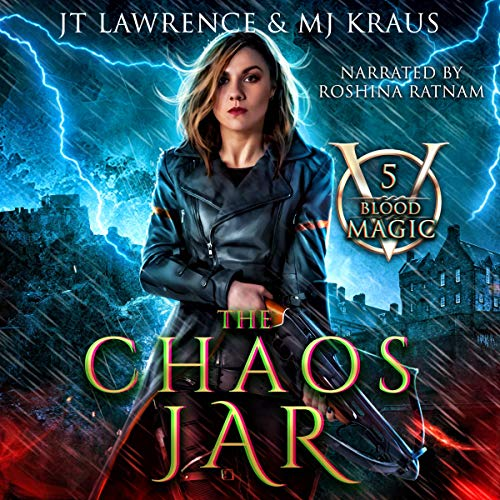 The Chaos Jar cover art