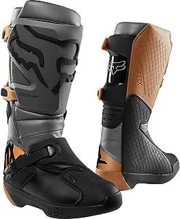 Fox Racing Comp Boots (10) (Stone) Grey