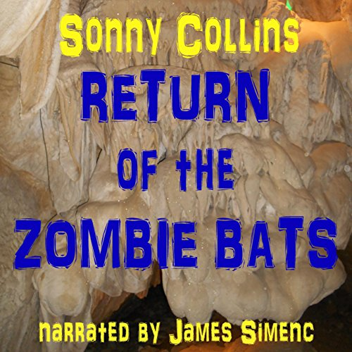 Return of the Zombie Bats audiobook cover art