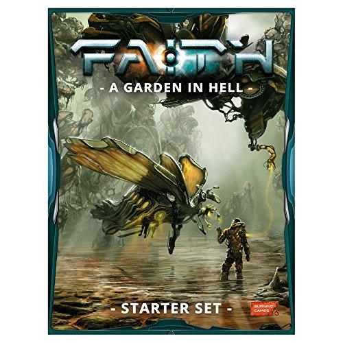 Price comparison product image Burning Games Faith: A Garden in Hell Starter Set