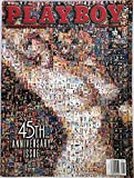 Playboy January 1999 Collector's Edition 45th Anniversary Issue