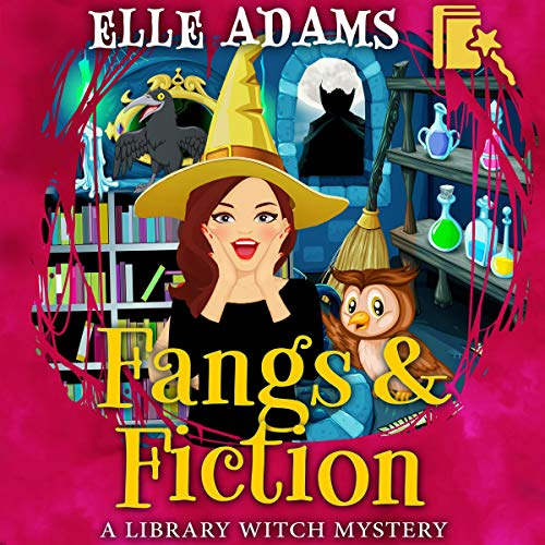 Fangs & Fiction  By  cover art