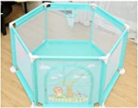 Baby playpen-SYY Toddler Fence Simple Installation And Washable Stable Structure Multiple Uses Children's Private Amusement Park