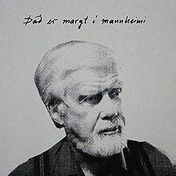 Það Er Margt í Mannheimi