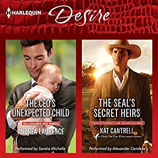 The CEO's Unexpected Child & The SEAL's Secret Heirs cover art