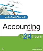 Alpha Teach نفسك accounting في غضون 24ساعة ، الإصدار الثاني