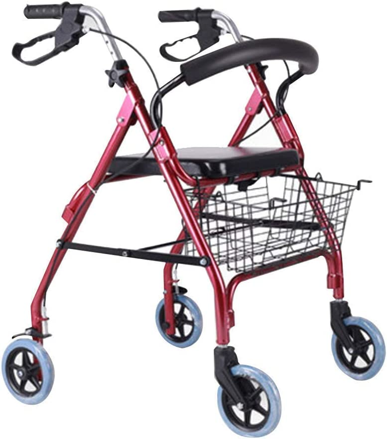 Walkers for seniors Multifunction All items free shipping Inexpensive walker independen With Folding