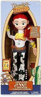 مجسم ناطق لشخصية جيسي مزودة بسلسلة مستوحاة من توي ستوري 16 انش- مُصمم حصريا من ديزني.