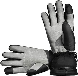 Aroma Season Unisex Heated Gloves for Raynauds Disease, Skiing, Motorcycling, Mountaineering, Walking Dogs, Fishing