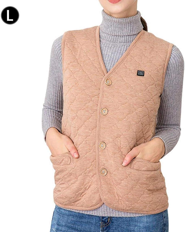 Flickering Warm Carbon Fiber Heating Electric Vest Smart Heating Suit Warm Smart Electric Vest Outdoor Vest Warm Ski Electric Vest