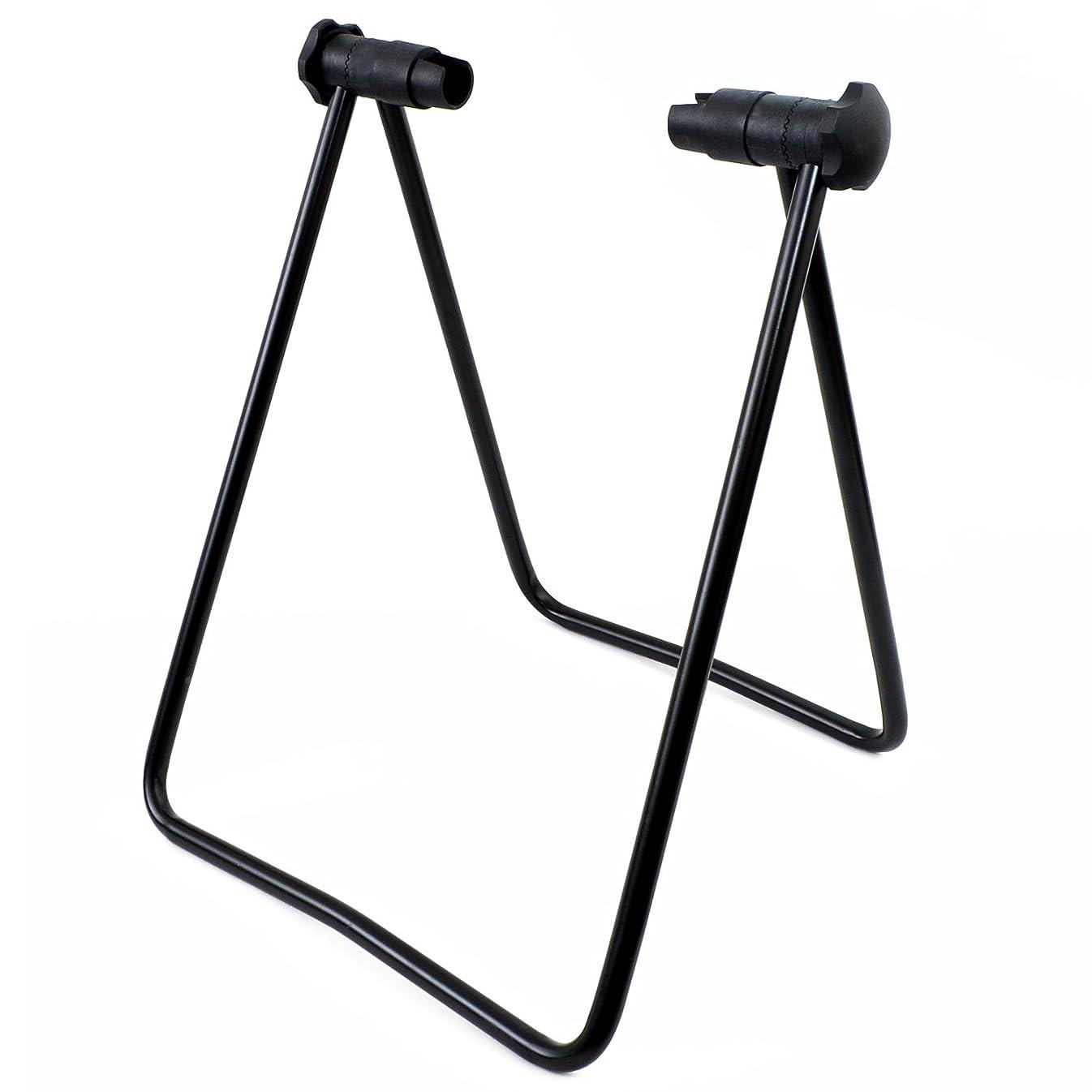 盲信別にサーバント【SIMPS】 自転車用 折り畳み式 スタンド ディスプレイスタンド メンテナンススタンド (日本語説明書付き)