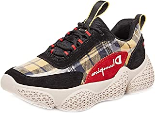 RAZAMAZA Women Comfort Mid Heel Sneaker Shoes
