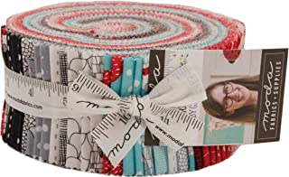 Farm Fresh Jelly Roll 40 2.5-inch Strips by Gingiber for Moda Fabrics 48260JR