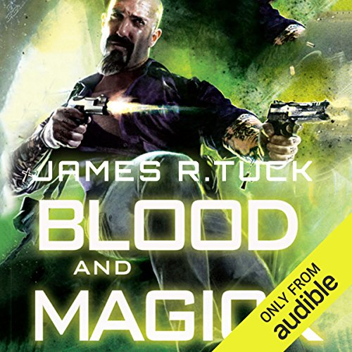 Blood and Magick cover art