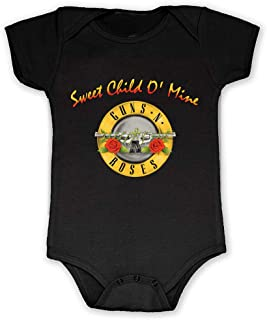 Bravado Unisex Baby Guns N' Roses Sweet Child Onesie