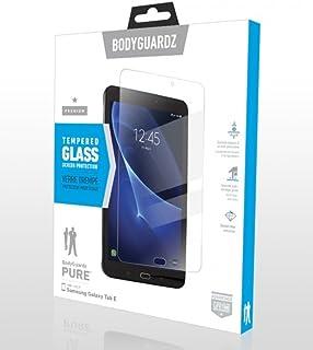 BodyGuardz Pure Premium Tempered Glass Screen Protector Samsung Galaxy Tab E