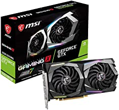 MSI Gaming GeForce GTX 1660 Super 192-bit HDMI/DP 6GB GDRR6 HDCP Support DirectX 12 Dual Fan VR Ready OC Graphics Card (GTX 1660 Super Gaming X)