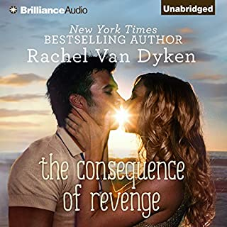 The Consequence of Revenge audiobook cover art
