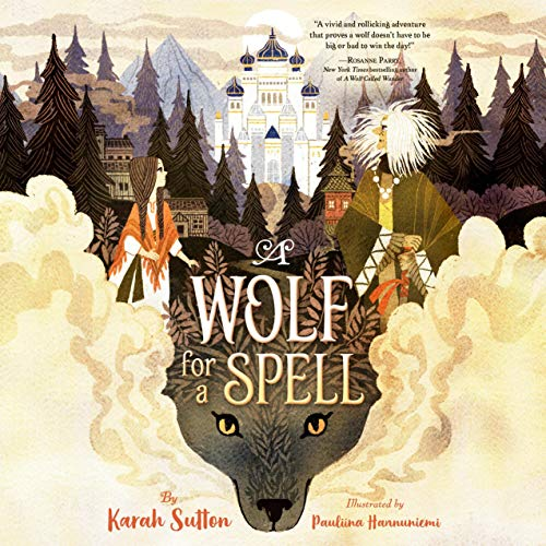 A Wolf for a Spell cover art