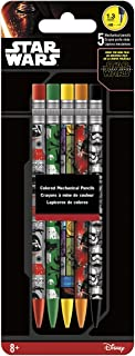 InkWorks Star Wars The Force Awakens Colored Mechanical Pencils (5 Pack)