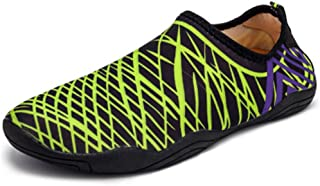 Boys and Girls Barefoot Swim Water Skin Shoes Aqua Socks for Beach Swim Pool