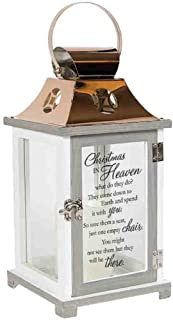 Carson Christmas in Heaven Decorative Candle Lantern