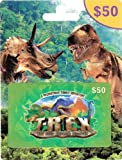 T-Rex Cafe $50 Gift Card