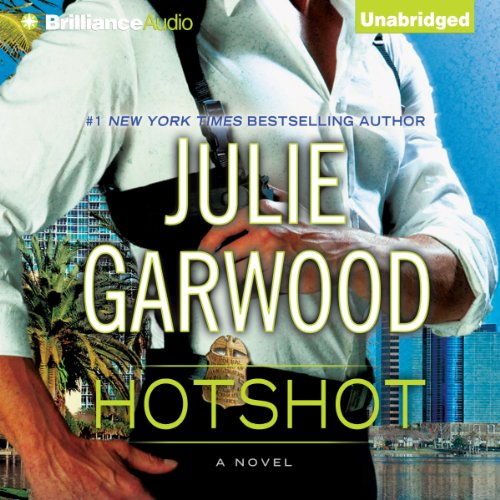 Hotshot audiobook cover art