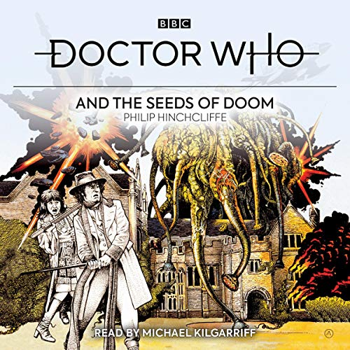 Couverture de Doctor Who and the Seeds of Doom