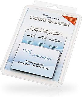 Coollaboratory Liquid Metal Pad - 3/3/1 - Accesorio de refrigeración Plata