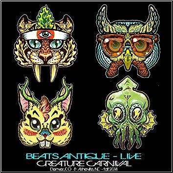 Creature Carnival (Live)