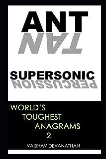 World's Toughest Anagrams - 2