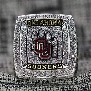 Best oklahoma sooners big 12 championship rings Reviews
