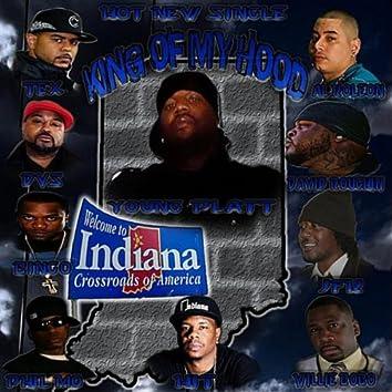 King of My Hood (feat. Al Koleon, David Roughin, Tex, Hit, JFK, DVS, Willie Bo Bo, Bingo & Phil Mo)