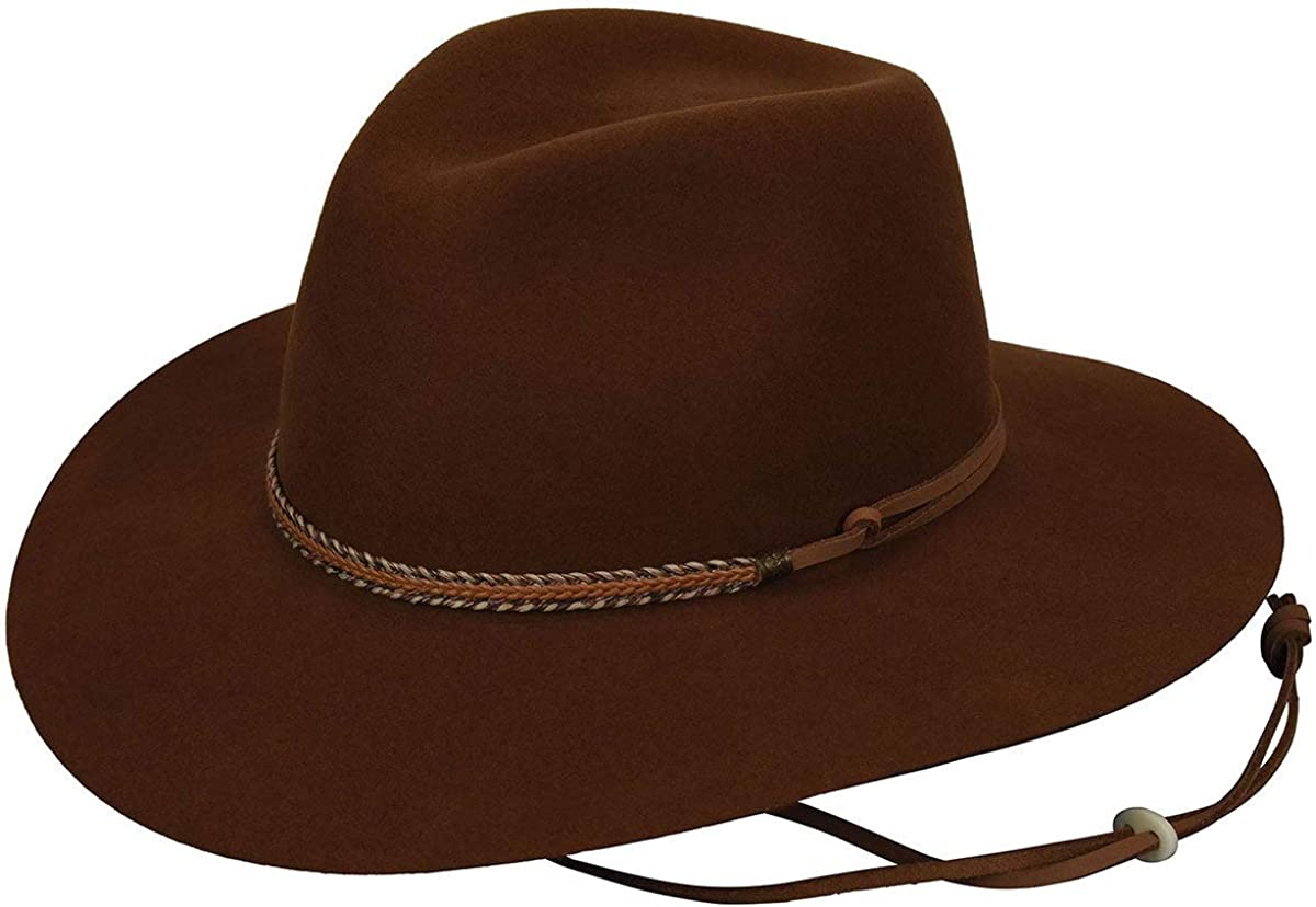 Pantropic Sale Special Price Creekside Litefelt Fedora S Small Washington Mall - Toffee