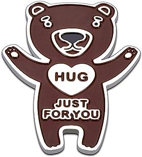 Pocket Bear Hug Token Gift, Bear Themed Inspirational Gifts for Her Him Friends Family Encouragement Long Distance Relatio...