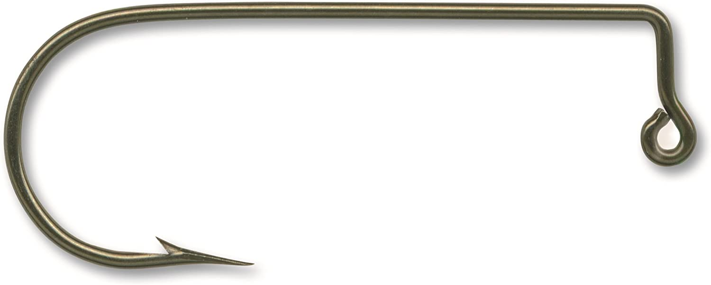 Mustad 91715-DT Jig Hook 50pk 90° Degree Bend Long Shank