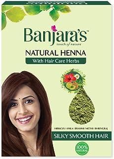Banjara's Natural Henna, 100g